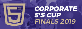 Corporate 5's Cup - 5-A-Side Tournament 2019