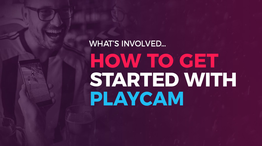 PlayCam Football Recording - 5-A-Side Football - 7-A-Side Football - PlayCam
