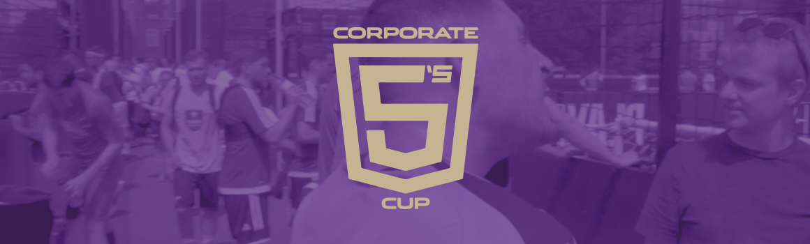 Consumer Brands - Corporate 5's Cup - PlayCam UK