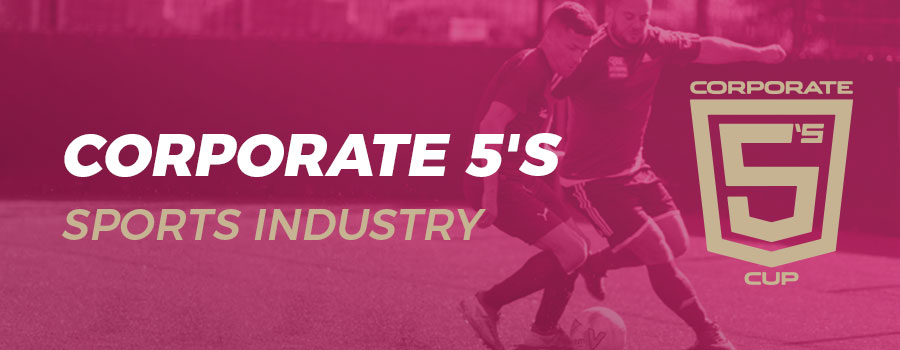 Corporate 5s Cup - Sports Industry - PlayCam UK