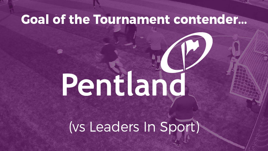 Goal of the Tournament – Contender 4 – Corporate 5's Cup