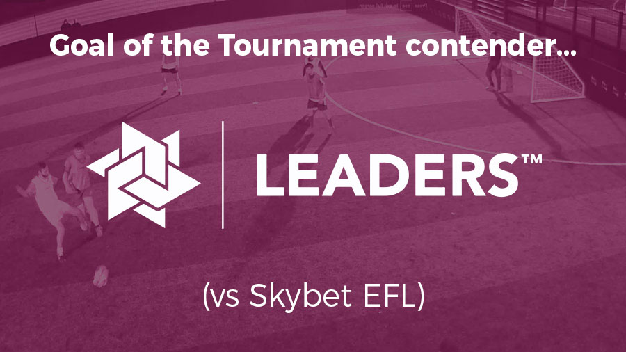 Goal of the Tournament – Contender 5 – Corporate 5's Cup