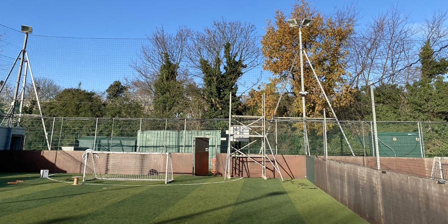 Rocks Lane - Chiswick - Football Replay - West London - PlayCam