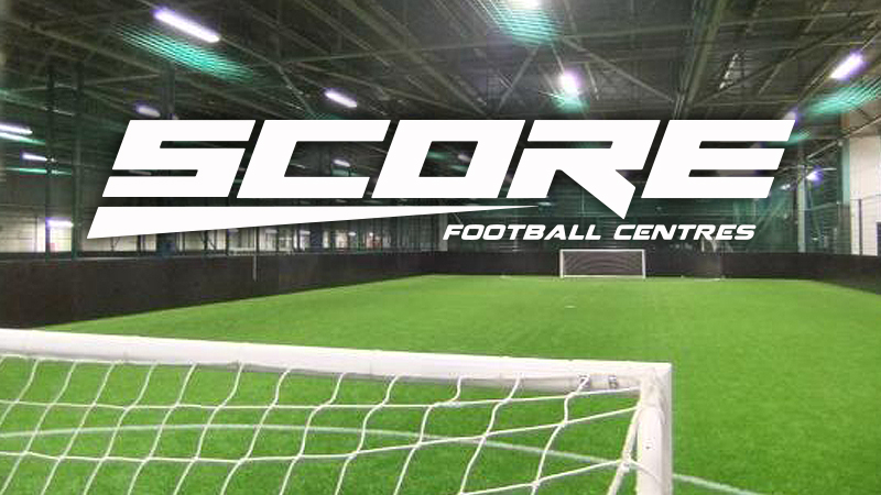 Score FC - Coleraine - Northern Ireland - 5-A-Side Football - PlayCam UK